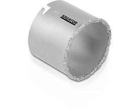 Hulsav hårdmetal Ø 83 mm til sten/fliser