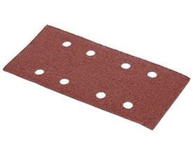 Velcro sandpapir 93  x 185 mm - korn 80