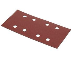 Velcro sandpapir 93  x 185 mm - korn 120
