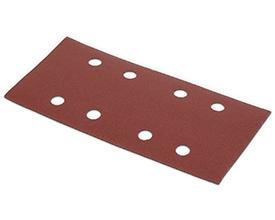 Velcro sandpapir 93  x 185 mm - korn 240