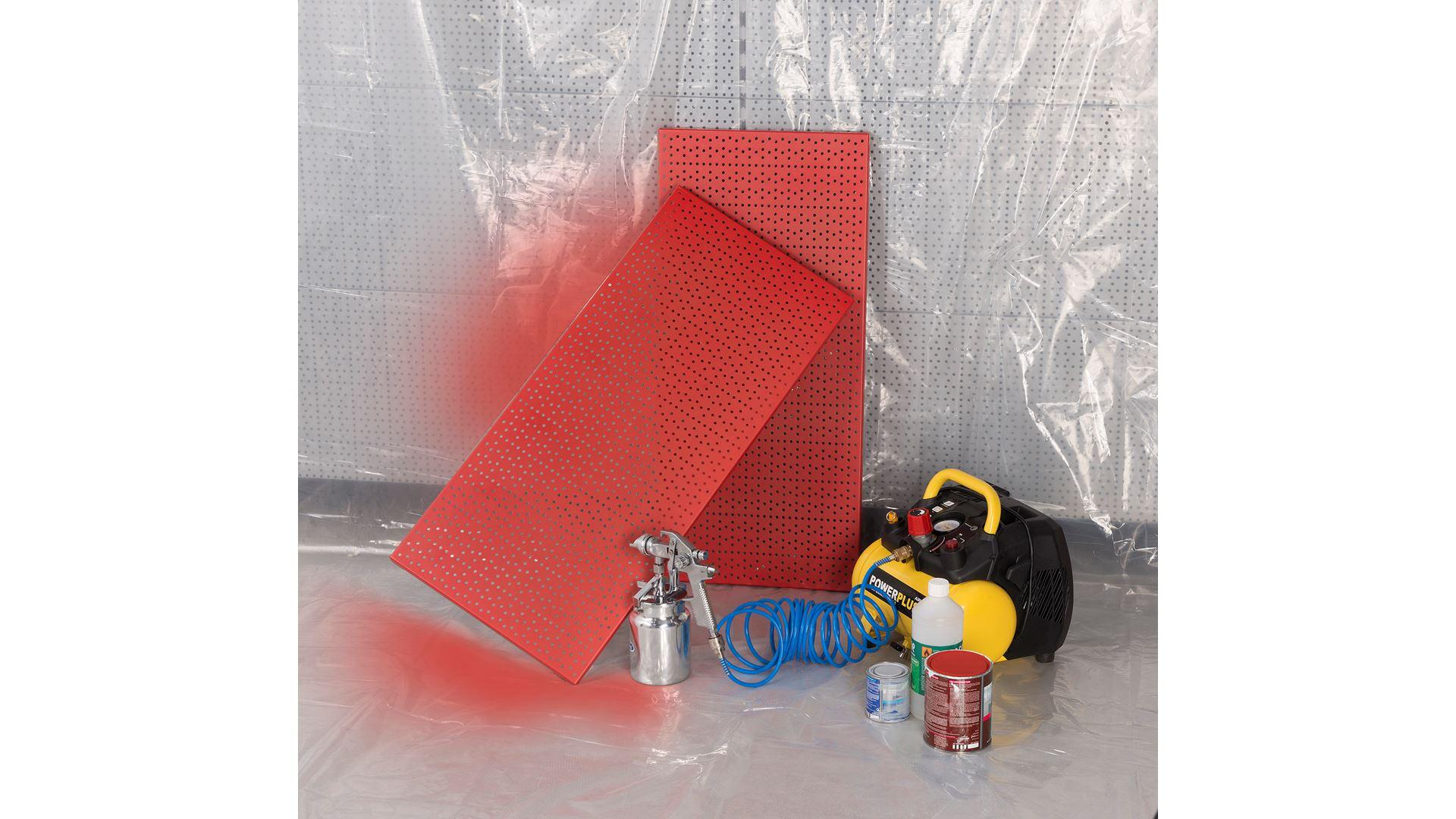 Image of   Beskyttelse overdækning 0,1 mm 4x6 m