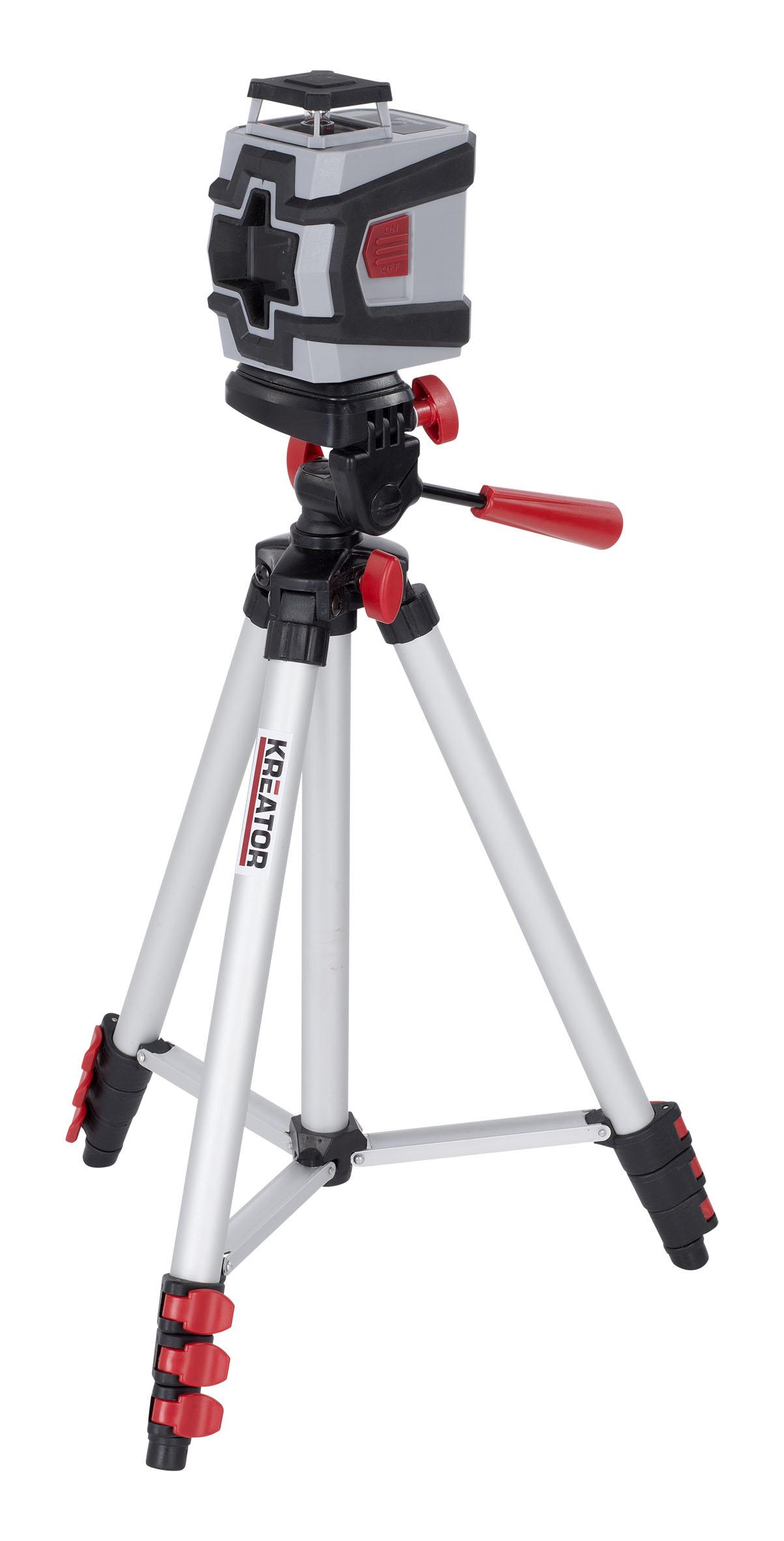 Rotations laser 360 grader - på stativ