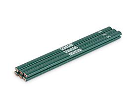 Image of   Gasbeton blyant 245 mm grøn - 6 stk