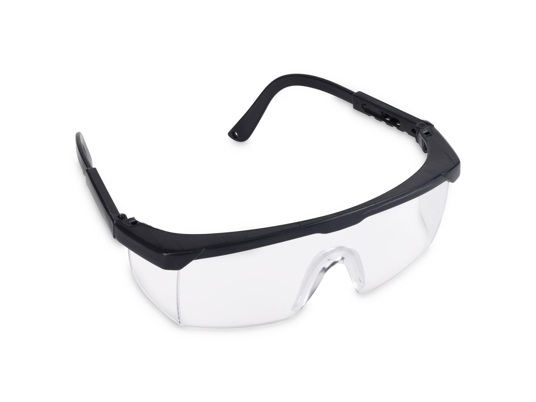 Beskyttelsesbriller, justerbar bøjle