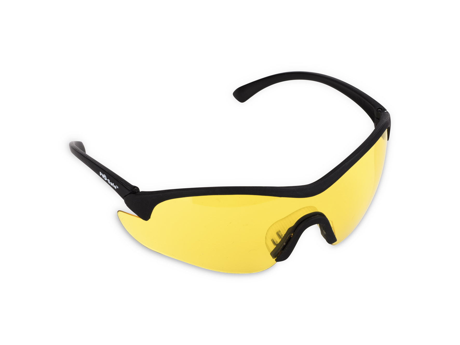 Beskyttelsesbriller komfort UV - gul