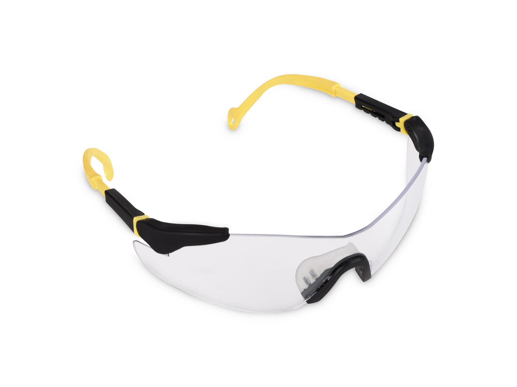 Beskyttelsesbriller komfort - indstillig