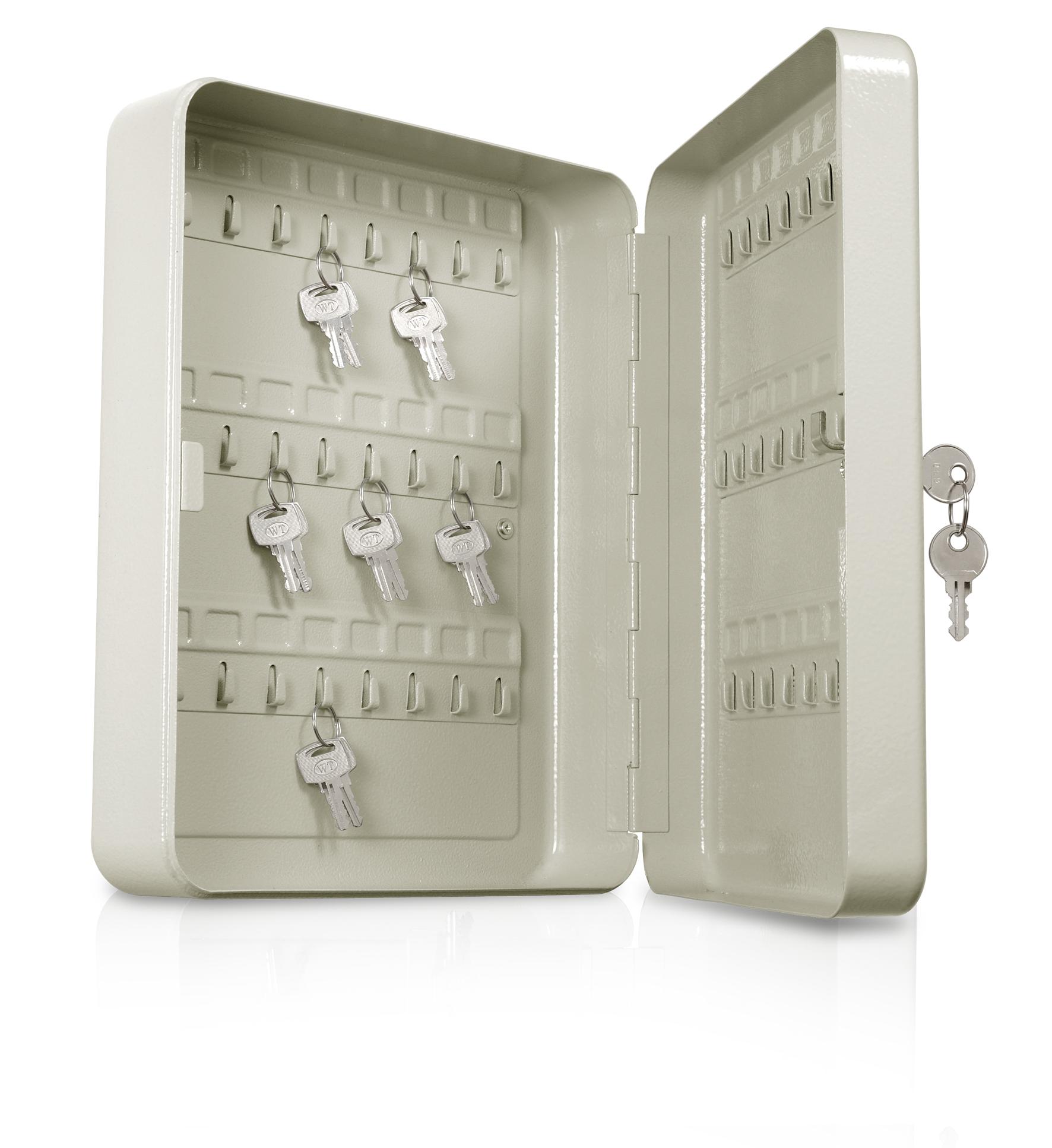 Image of   Nøgleskab til 48 nøgler