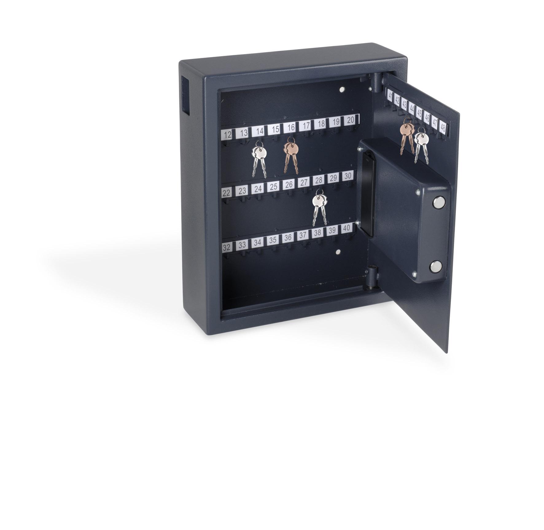 Image of   Elektrisk nøgleskab 48 nøgler