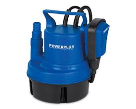 Image of   Dykpumpe 200 watt - 3500 l/t - rent vand