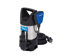 Image of   Dykpumpe rustfri 400 watt - 7500 l/t