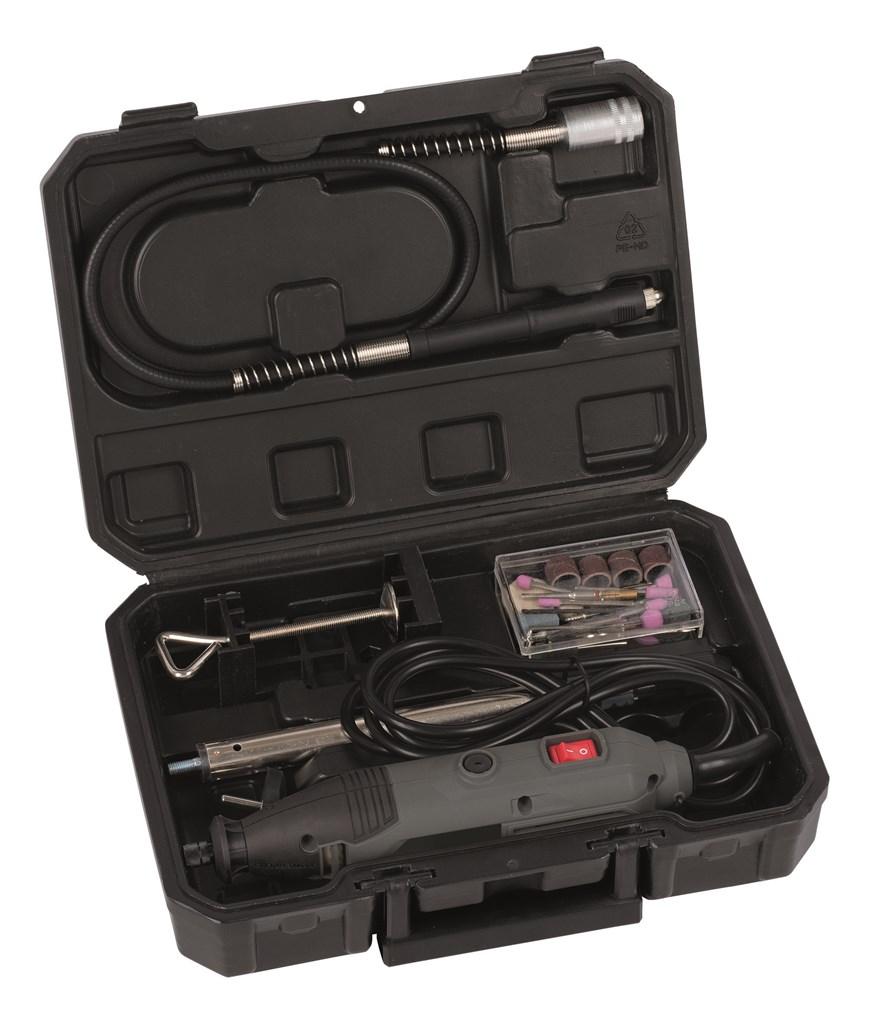 Multiværktøj 135 watt i kuffert