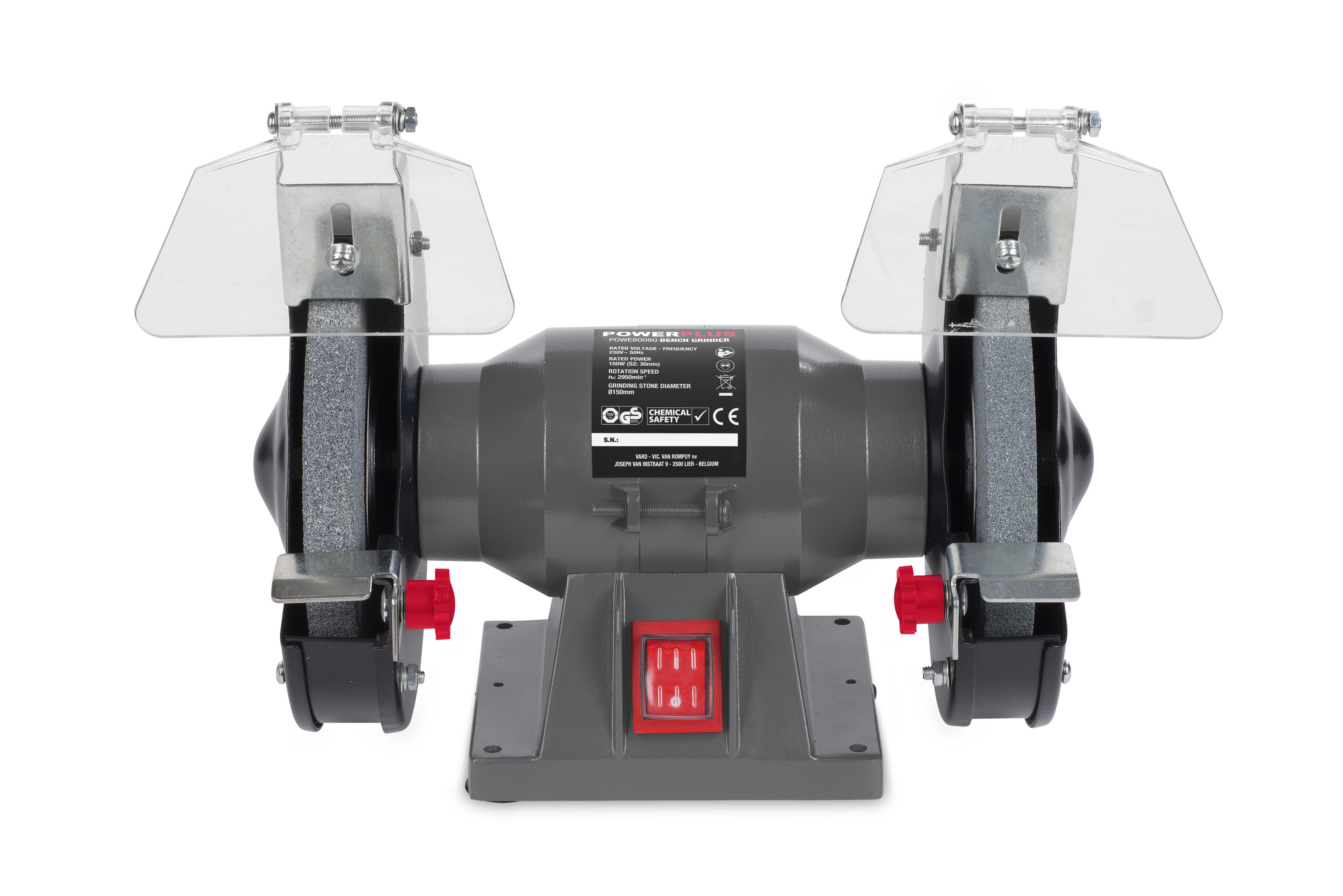 Bænksliber 150 watt - Ø 150 mm