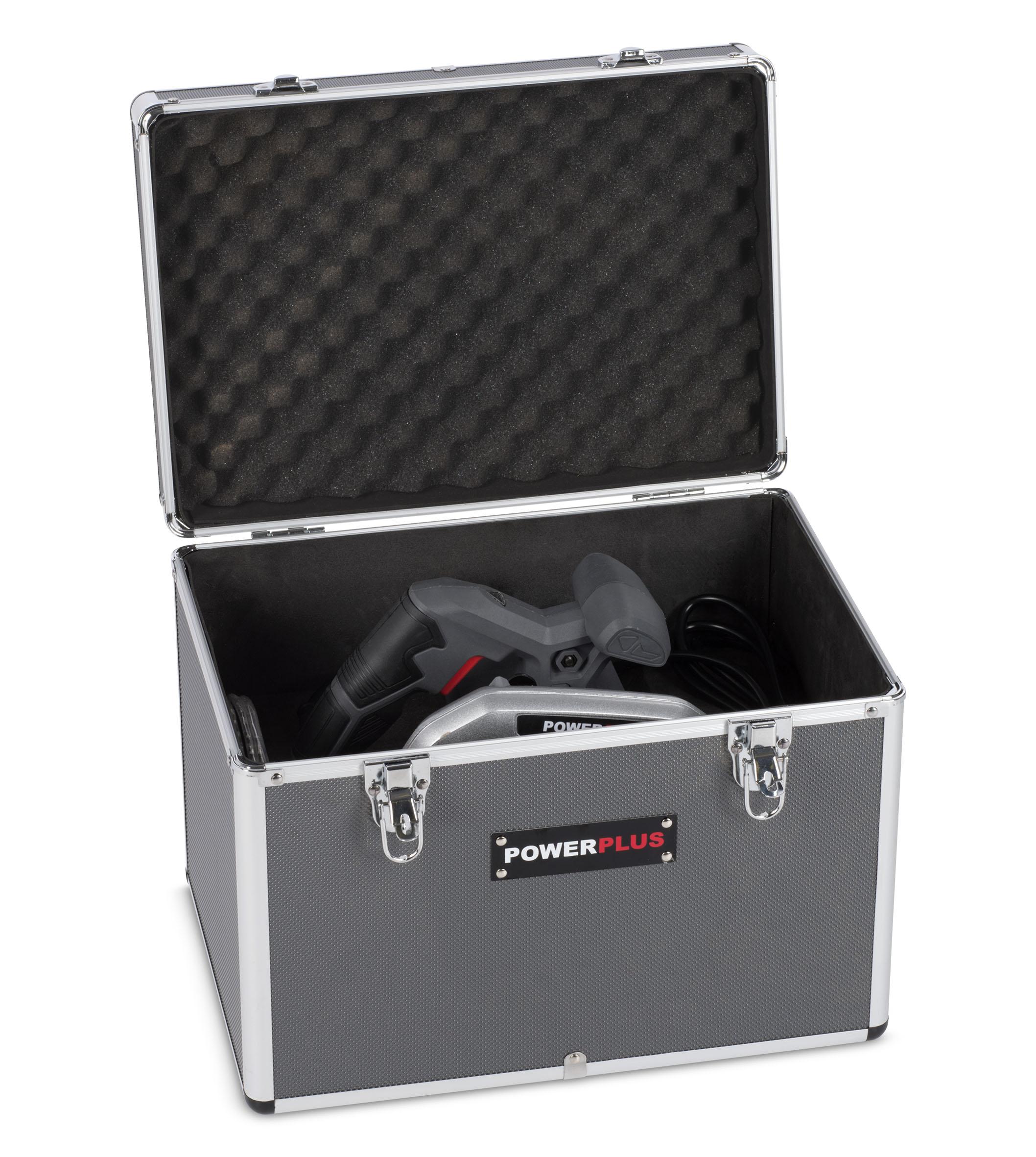 Image of   Rundsav 1200 Watt 185mm - i kuffert med