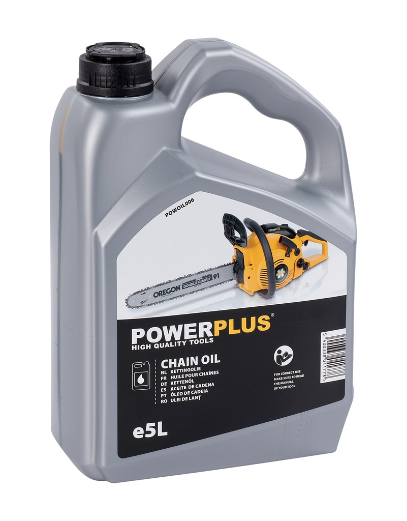 Image of   Kædesavs olie 5 liter