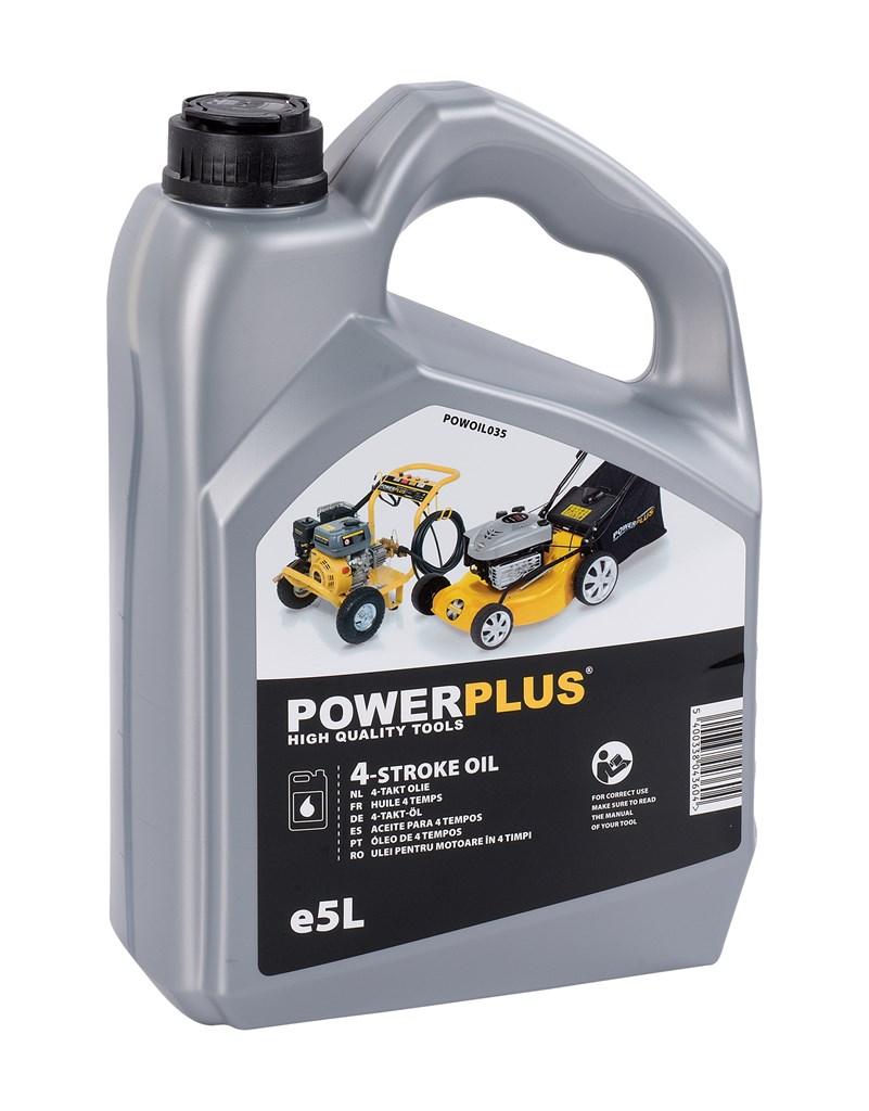 Image of   4 takts olie 5 liter