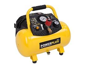 Kompressor 1,5 hk, 12 liter - oliefri