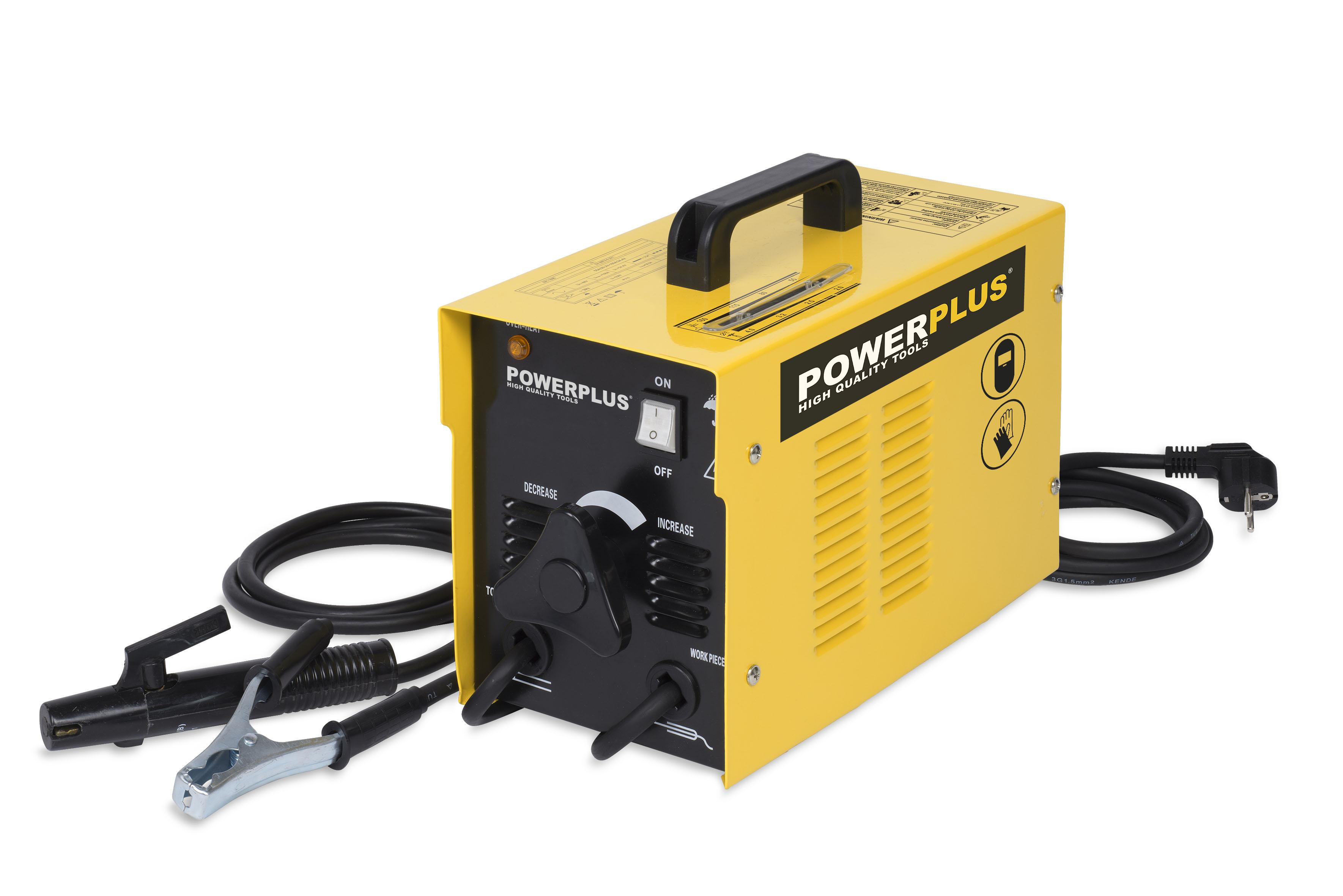 Elektrodesvejser 55-160 Ampere