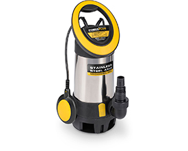 Image of   Dykpumpe 900 watt - 13500 l/t - beskidt