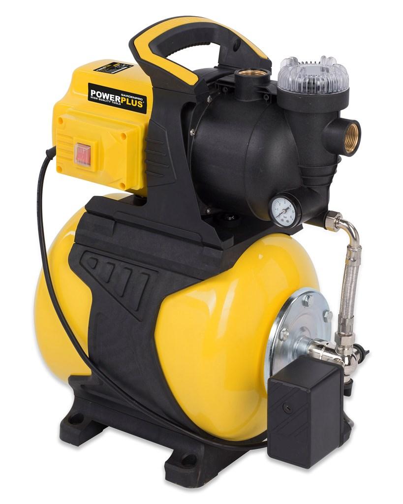Husvandværk 600 watt 19 liter