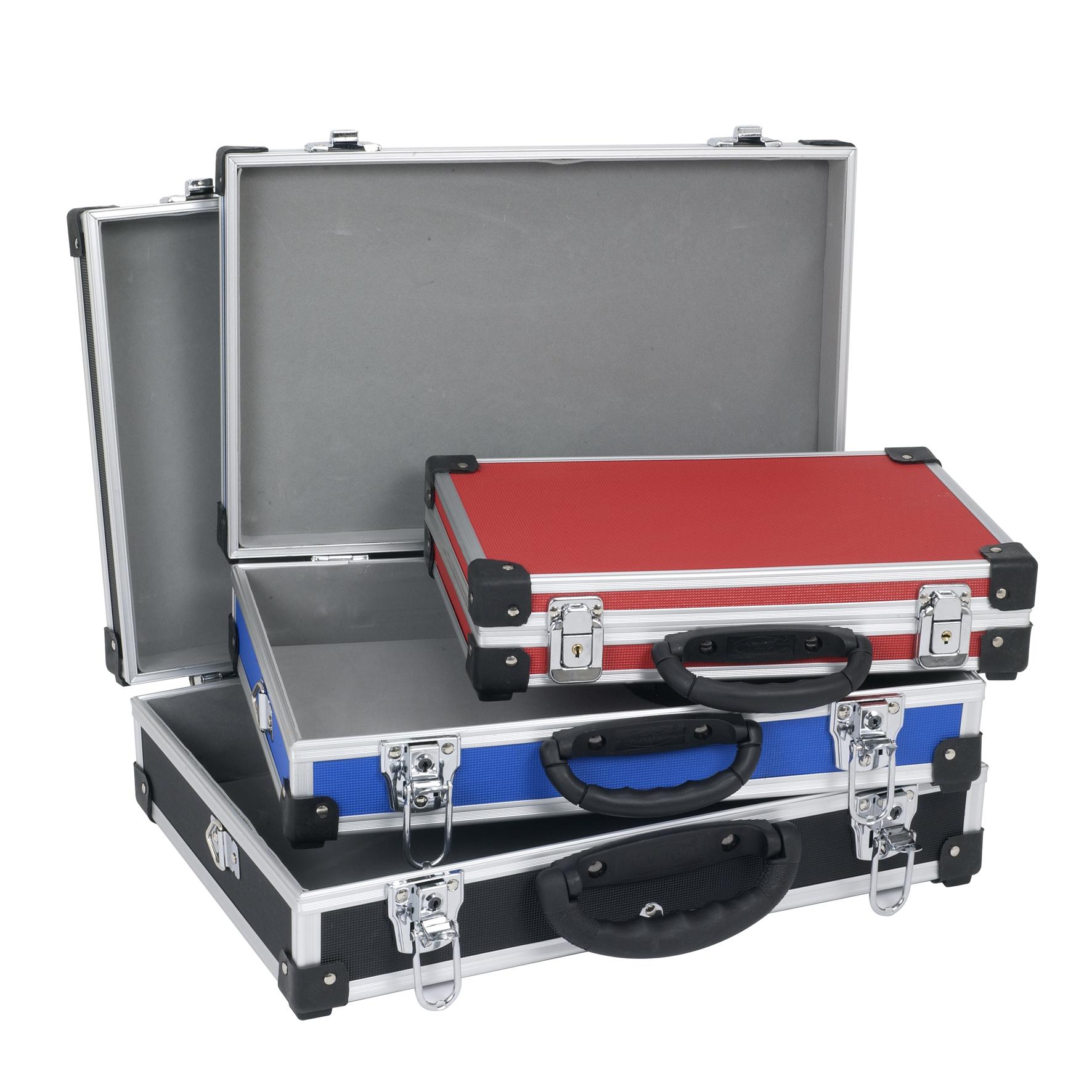 Image of   Aluminiums kuffertsæt 3 dele