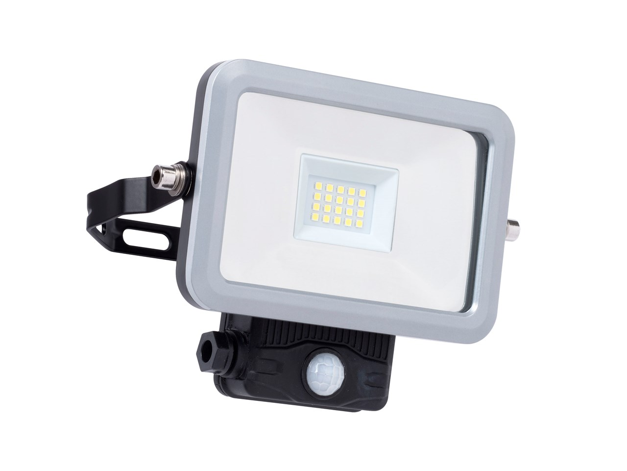 Image of   Arbejdslampe LED 10 watt med sensor IP65