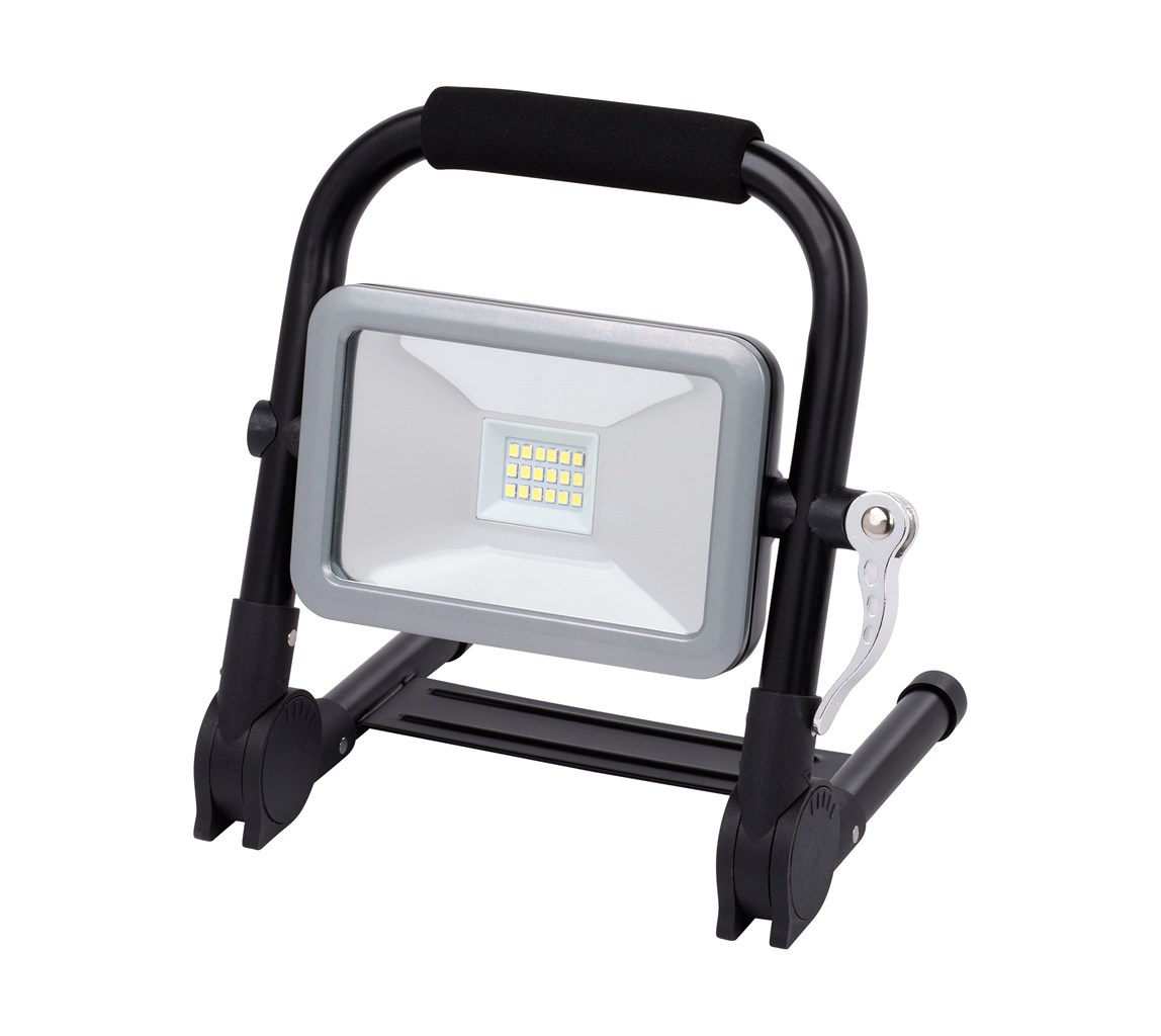 Image of   Arbejdslampe opladelig LED 10 watt IP65