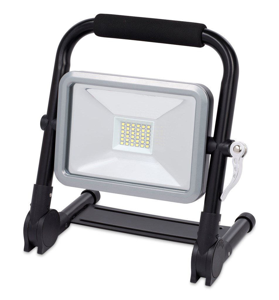 Image of   Arbejdslampe opladelig LED 20 watt IP44