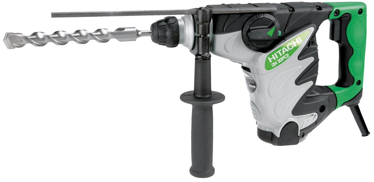 Image of   DH 30PC2 Bore-/mejselhammer kombihammer 850W
