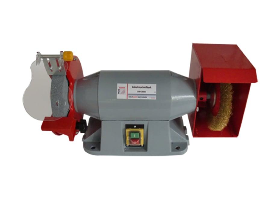 Holzmann DSM200DS Bænksliber med stålbørste