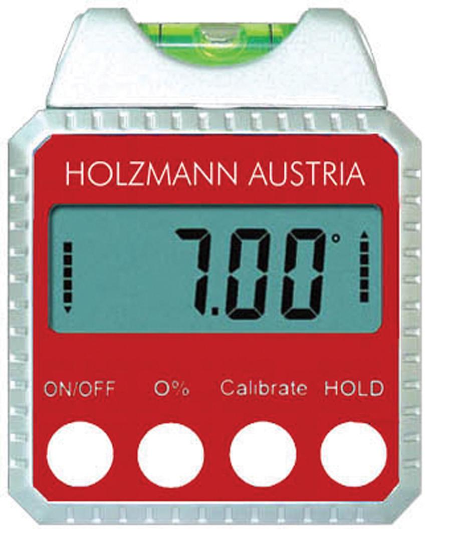 Image of   Digitalvinkelmåler Holzmann DWM90
