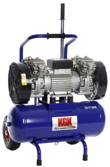 Image of   Kompressor KGK 30/42S håndværker