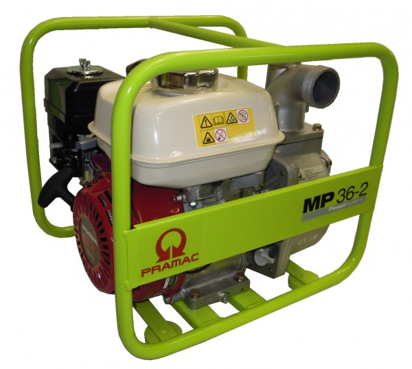 "Image of   MP36-2"" Pramac pumpe - rent vand"