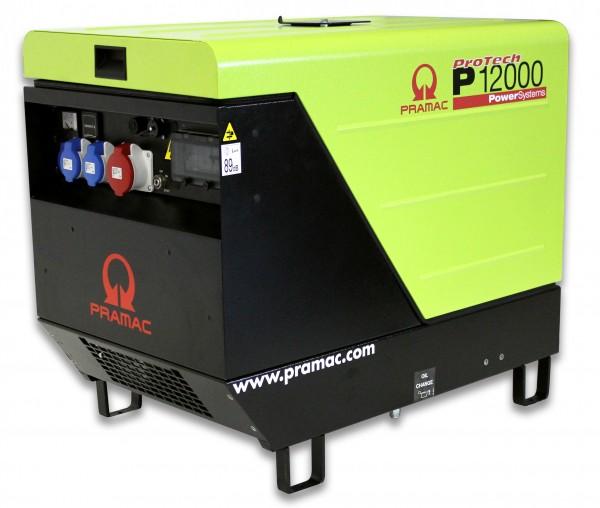 Image of   P12000 THEPI Pramac generator CON benzin