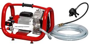 Image of   Åndedræts kompressor 5/22S Kgk