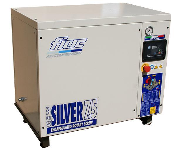 Silver 7,5 skruekompressor