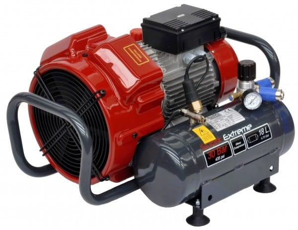 Image of   Extreme 18L højtryks kompressor Kgk
