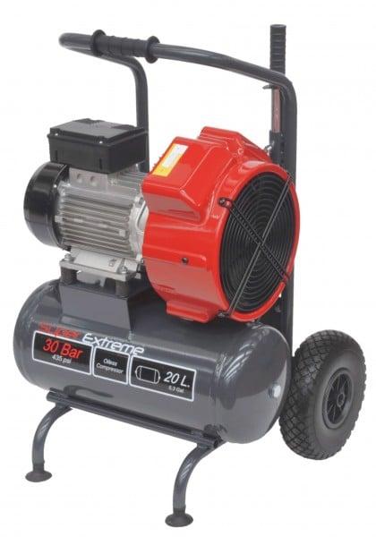 Extreeme 20L højtryks kompressor