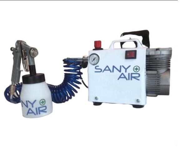 Desinficerings væske til SanyAir - dunk 25 L