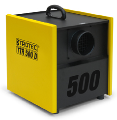 TTR500D Adsorptionsaffugter Trotec