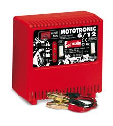 Image of   Batterilader Mototronic 6/12