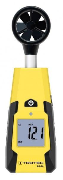 Image of   BA06 Lufthastighedsmåler