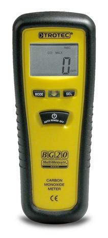 BG20 kulilte måler