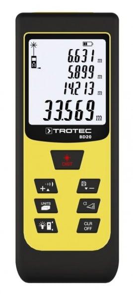 BD10 laser afstandsmåler