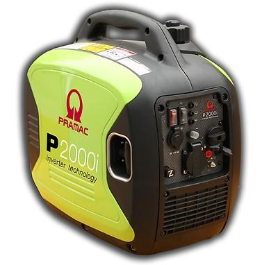 P2000 IY Pramac generator - Inverter