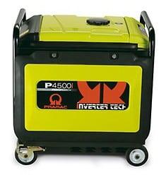 P4500I Pramac generator inverter