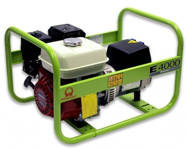 Image of   E4000 SHHPI Pramac generator - benzin