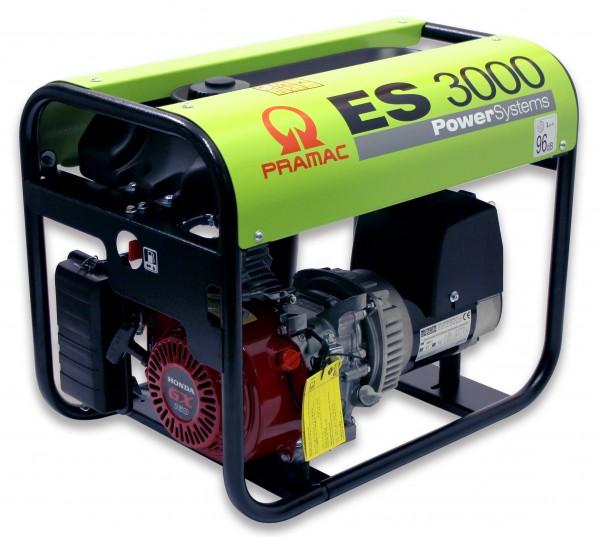Image of   ES3000 SHHPI Pramac generator