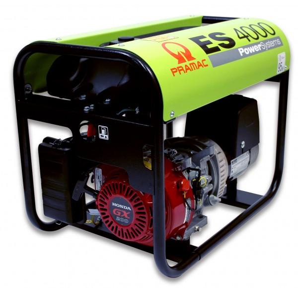 Image of   ES4000 SHHPI generator Pramac 230V