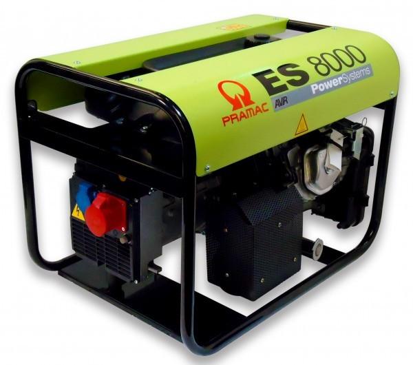 Image of   Generator ES8000SHHPI 230v, AVR, 11 L. ta