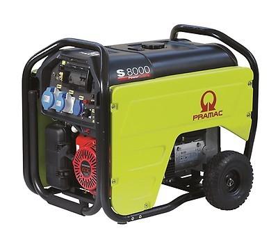 S8000 SHEPI Pramac generator 230V CON